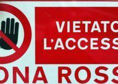 """Coronavirus: proroga della """"zona rossa"""" a Torretta"""