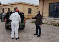 Coronavirus: Corpo forestale della Regione farà la sanificazione nei Comuni