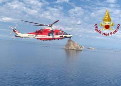 Due nuovi elicotteri per i vigili del fuoco in Sicilia