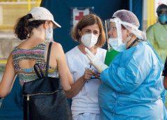 Coronavirus, il bollettino del 28 settembre: 102 nuovi casi in Sicilia e un decesso