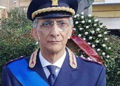 Caltanissetta, il Commissario della Polizia di Stato Giuseppe Amico, va in pensione dopo 42 anni di servizio