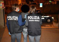 Maltrattamenti in famiglia e lesioni personali aggravate, arrestato giovane nisseno