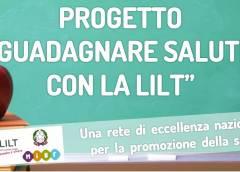"""Concluso il Progetto """"Guadagnare salute con la LILT"""" all'Istituto """"A. Volta"""" di Caltanissetta"""