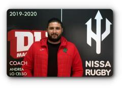 """DLF Nissa Rugby, tanti tesserati nonostante il 2020 da … covid. Il direttore sportivo Andrea Lo Celso: """"Non ci fermiamo, le famiglie credono in noi"""""""