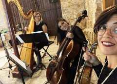 Caltanissetta, Natale in Rosa: 9 gennaio ultimo appuntamento con TR3 QU4RTI Ensemble
