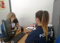 Caltanissetta, continue molestie all'ex fidanzata: denunciato dalla Polizia