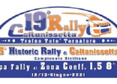 Rally di Caltanissetta, domani alle 15.30 la presentazione