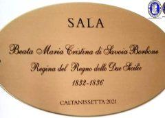 Intitolata la Sala conferenze Istituto Testasecca alla Beata Maria Cristina di Savoia