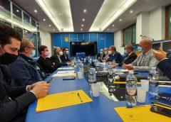 Programmazione 21-27, Musumeci ai sindacati: «Un fondo di progettazione per Comuni ed ex Province»