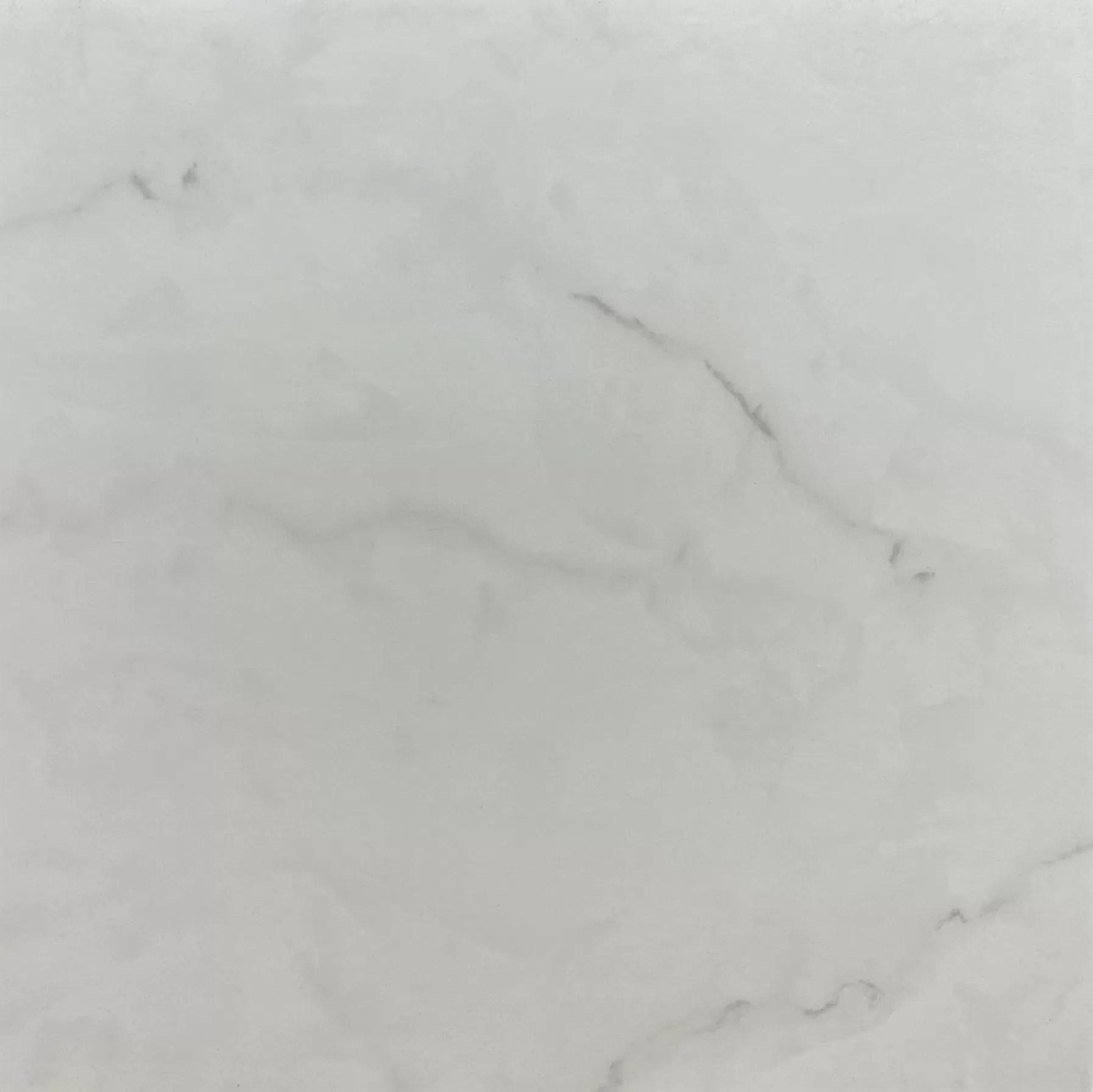carrara marble look polished rectified porcelain tile 3117