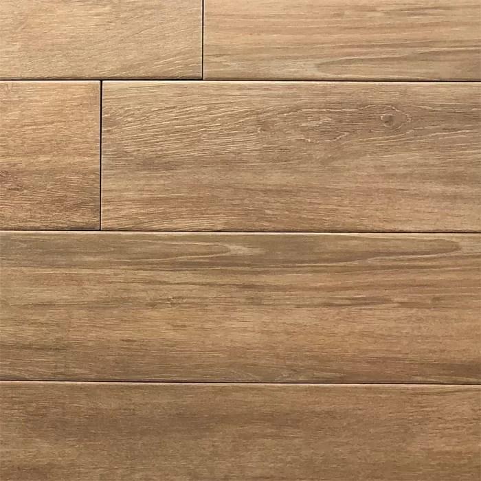 oak timber look matt non rectified spanish ceramic floor tile 6824