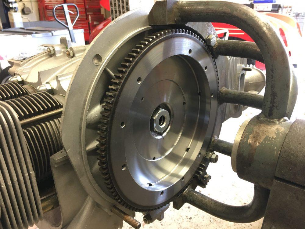 Porsche 356 Engine Rebuild