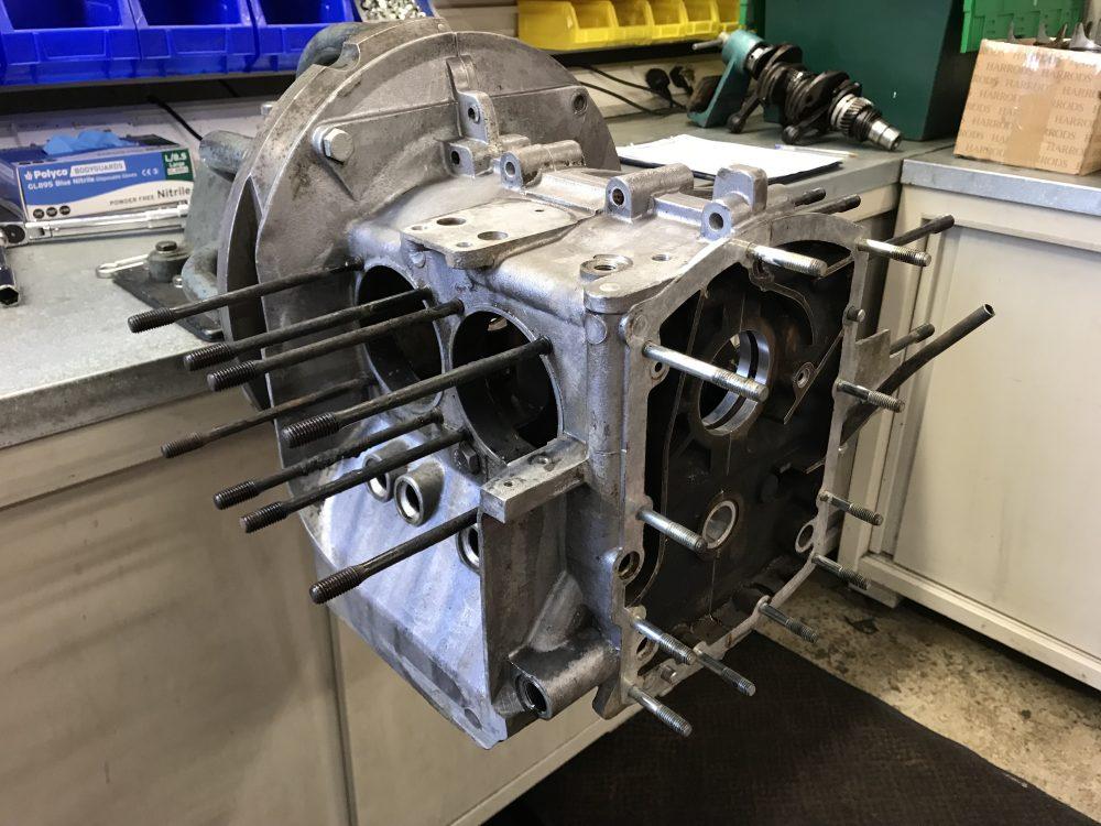 Porsche 356 Engine Case