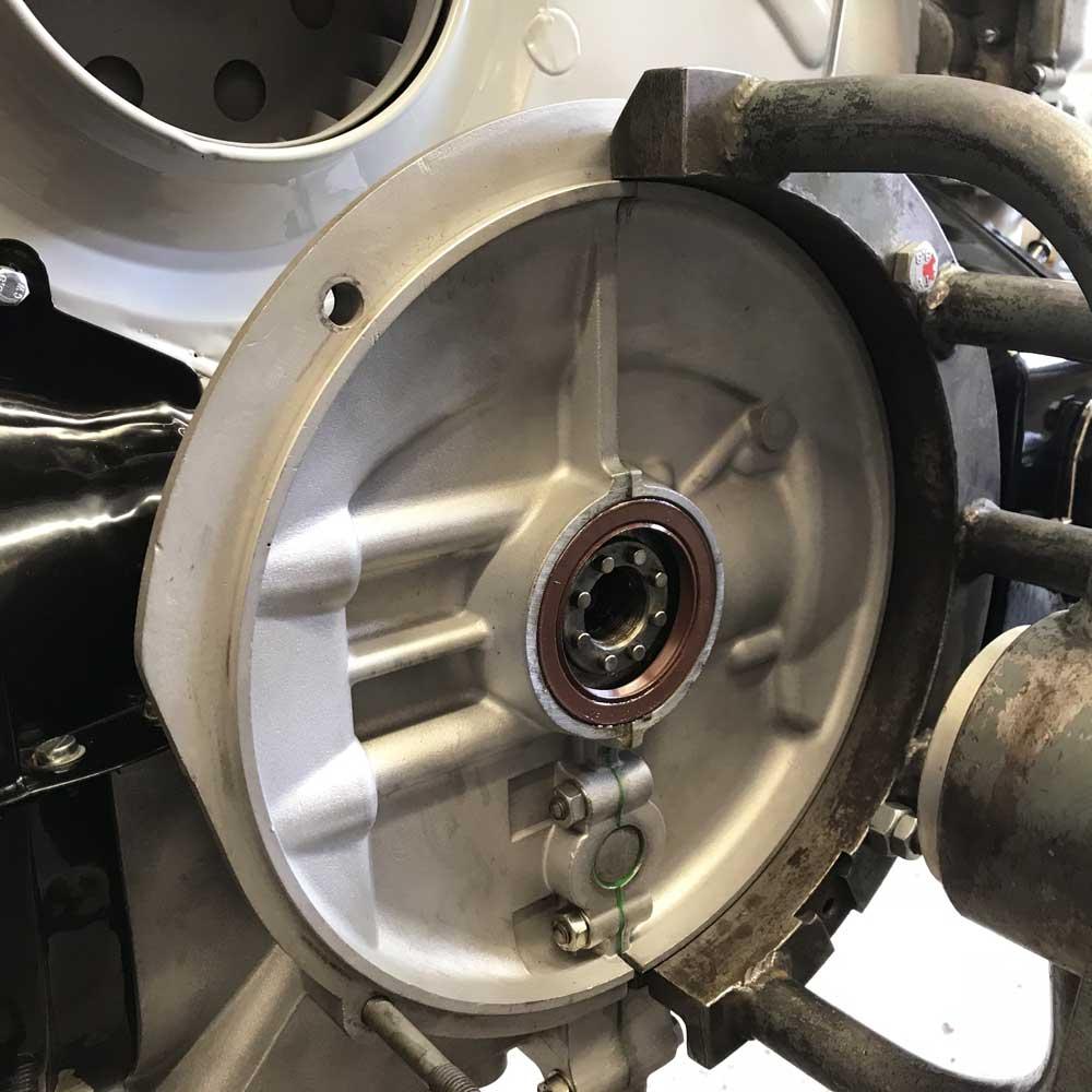 Porsche 356 Rear Main Seal Replacement