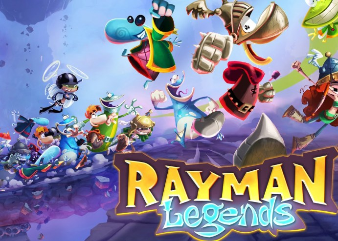 Rayman Legends Completo Review