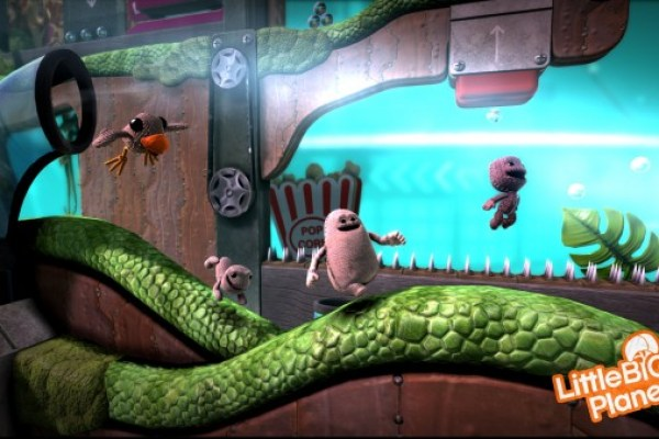 Análise LittleBigPlanet 3 PlayStation