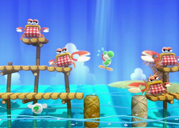 Game Yoshi's Woolly World para Nintendo Wii U