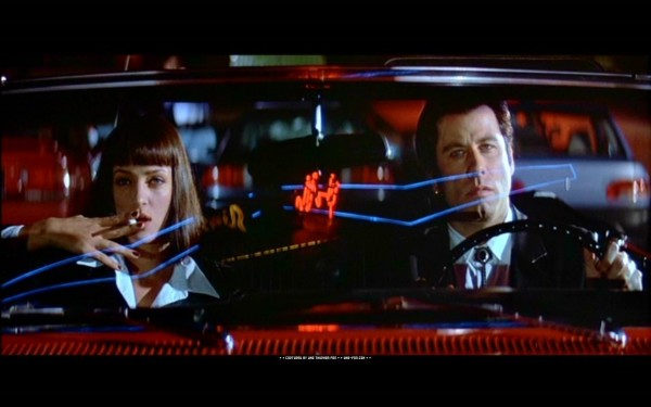 Filme Pulp Fiction Épico