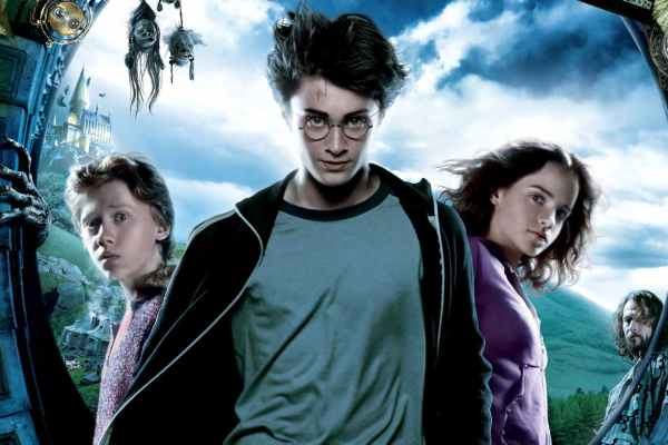 Nostalgia Harry Potter