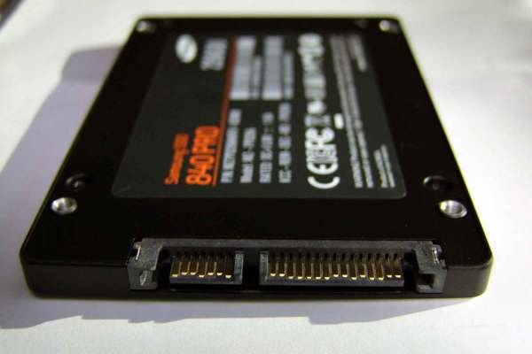 Solid State Drive - SSD Dispositivo