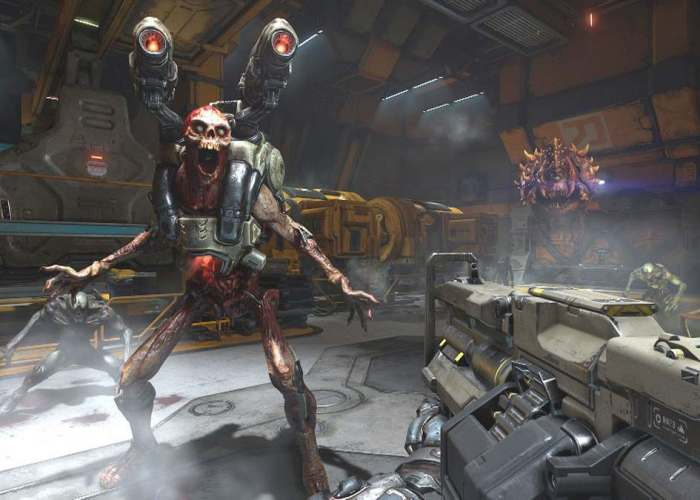 Review Doom 2016 Português
