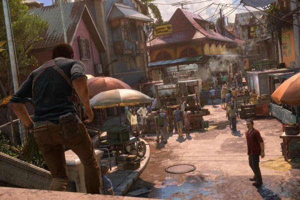 Análise Uncharted no PlayStation