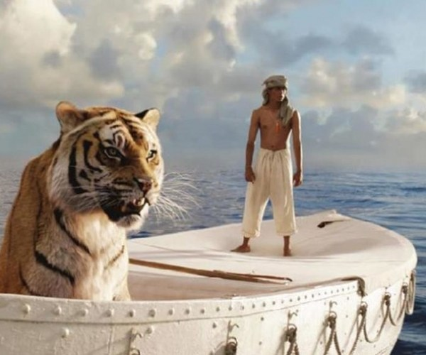 Visual Effects Life of Pi