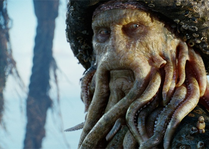 Visual Effects Pirates of the Caribbean