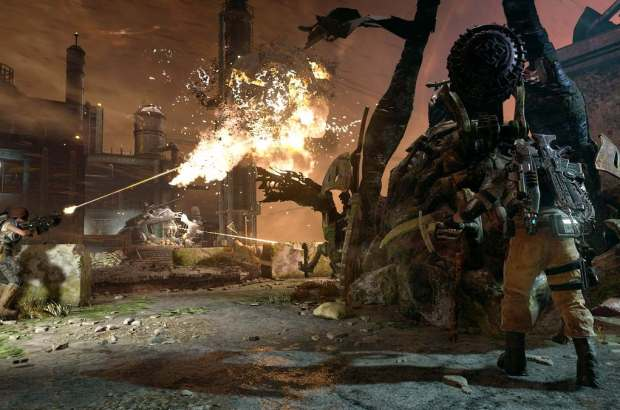 Review de Gears of War 4 no PC