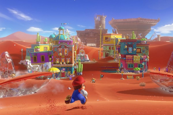 Switch Super Mario Odyssey Review em Português