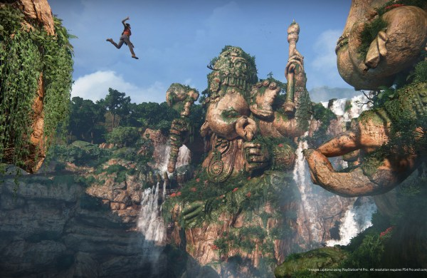 Uncharted The Lost Legacy Análise PlayStation 4