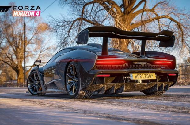 Forza Horizon 4 Xbox One X