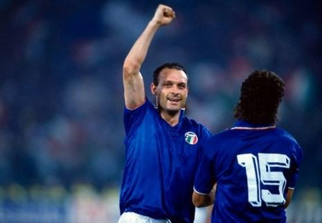 maglia italia azzurri 1990 | numerosette.eu