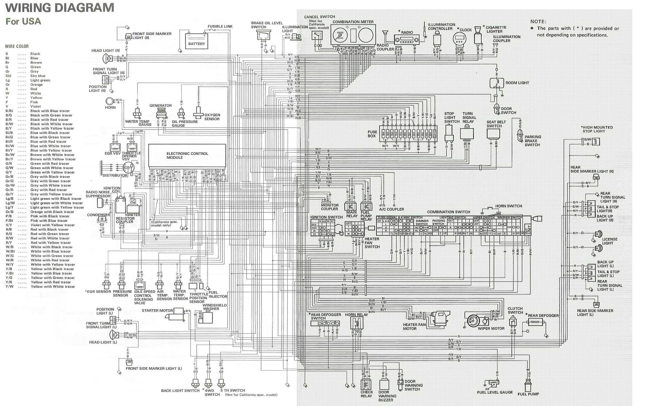 Suzuki X4 Motorcycle Wiring Diagram - Best Wiring Diagram 2018