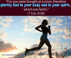 Jun 1 1Co 6.20 glorify