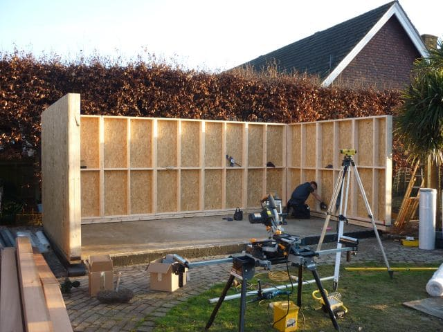 How Build Garden Room