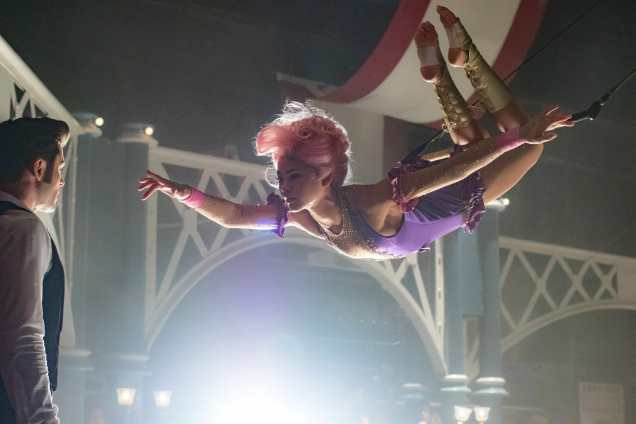Twentieth Century Fox's THE GREATEST SHOWMAN.`