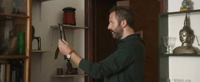 Chris O'Dowd stars in Juliet, Naked