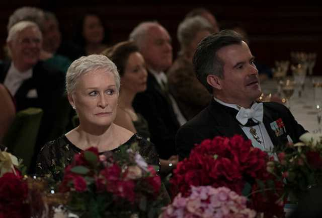 Glenn Close in The Wife