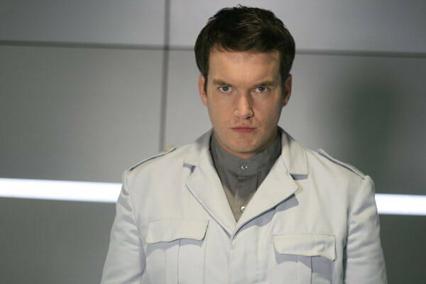 RED FACTION: ORIGINS -- Syfy Original Movie -- Pictured: Gareth David-Lloyd as Hale -- Photo by: Syfy