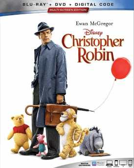Christopher Robin [Includes Digital Copy] [Blu-ray/DVD] (Enhanced Widescreen for 16x9 TV) (English/French/Spanish)