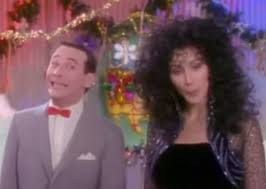 Pee wees Christmas special cher and pee wee