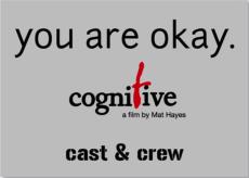 You are Okay Cognitive shirt Logo