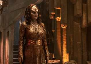 Mary Chieffo in Star Trek: Discovery (2019)