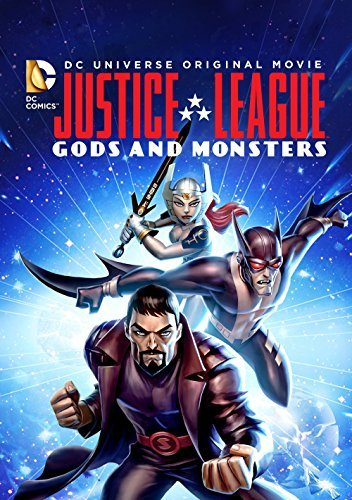 51mZPWQXQfL. SX940 Justice League: Gods & Monsters