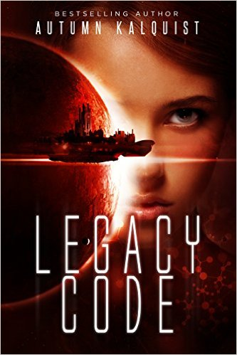 2 legacy code Fractured Era Book Series