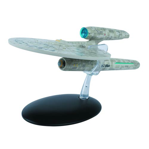 Eaglemoss Star Trek Starship Collection Special 00 2009 Movie USS Kelvin Eaglemoss Star Trek Starship Collection Special #005 2009 Movie USS Kelvin