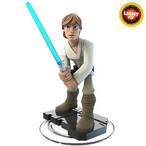 Luke Skywalker light fx Luke Skywalker (light fx)