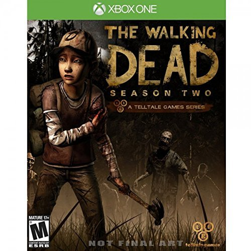 51q5zBMYf8L. SY800 The Walking Dead Season Two Video Game