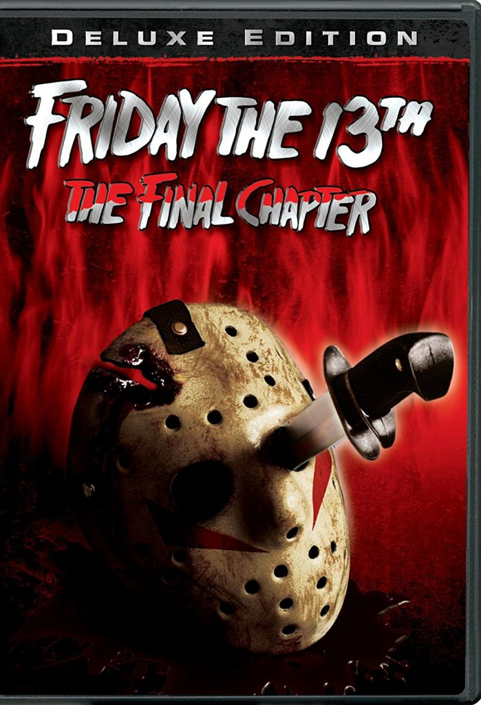 91FvwiFWyUL. SL1500 699x1024 Friday the 13th Part IV: The Final Chapter